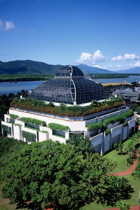 Cairns Wildlife Dome - Byron Bay Accommodations