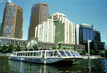 City River Cruises Melbourne - Byron Bay Accommodations