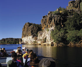 Geikie Gorge National Park - Byron Bay Accommodations