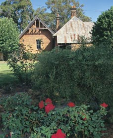 Heritage Rose Garden - Byron Bay Accommodations