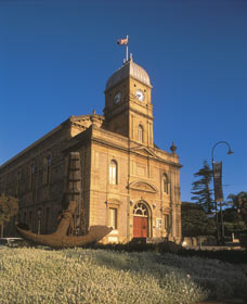 The Albany Town Hall - Byron Bay Accommodations