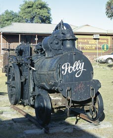 Steam Locomotive Museum - Byron Bay Accommodations
