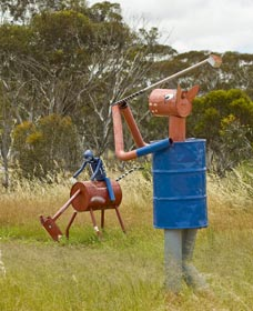 Tin Horse Highway - Byron Bay Accommodations