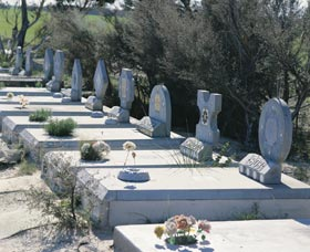 Corrigin Dog Cemetery - Byron Bay Accommodations