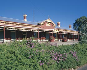 Old Railway Station Museum - Byron Bay Accommodations