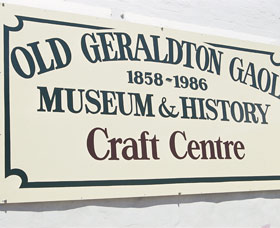 Old Geraldton Gaol Craft Centre - Byron Bay Accommodations