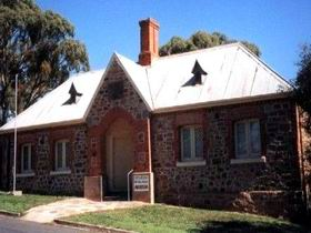 Old Police Station Museum - Byron Bay Accommodations