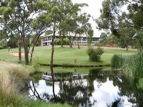 Flagstaff Hill Golf Club and Koppamurra Ridgway Restaurant - Byron Bay Accommodations