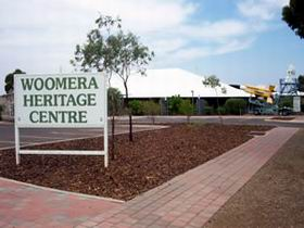 Woomera Heritage and Visitor Information Centre - Byron Bay Accommodations