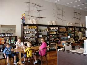 Blond Coffee and Store - Byron Bay Accommodations