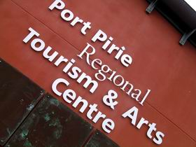 Port Pirie Regional Tourism And Arts Centre - Byron Bay Accommodations
