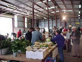 Burnie Farmers' Market - Byron Bay Accommodation