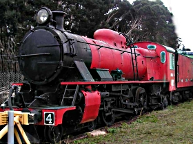 Don River Railway - Byron Bay Accommodations