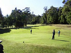 Sheffield Golf Course - Byron Bay Accommodations
