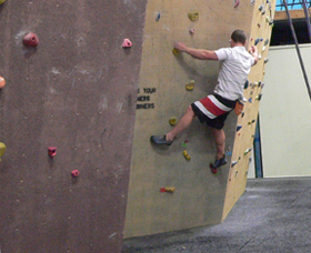 Canberra Indoor Rock Climbing - Byron Bay Accommodations