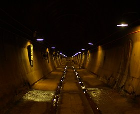 WWII Oil Storage Tunnels - Byron Bay Accommodations