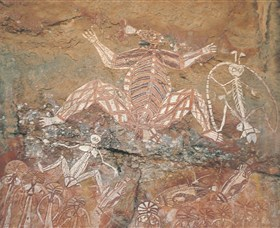 Nourlangie Rock Art Site - Byron Bay Accommodations