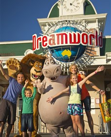 Dreamworld - Byron Bay Accommodation