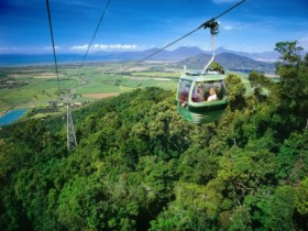 Skyrail Rainforest Cableway - Byron Bay Accommodations
