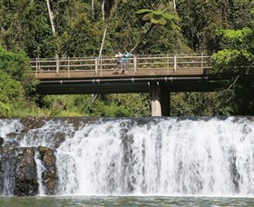 Malanda Falls Conservation Park - Byron Bay Accommodations