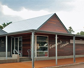 Grassland Art Gallery - Byron Bay Accommodations