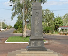 Winton War Memorial - Byron Bay Accommodations