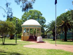 Kingaroy Memorial Park - Byron Bay Accommodations