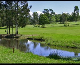 Village Links Golf Course - Byron Bay Accommodations