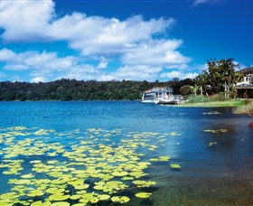 Lake Barrine Crater Lakes National Park - Byron Bay Accommodations