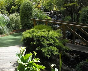 Grampians Adventure Golf MOCO Gallery  Cafe - Byron Bay Accommodations