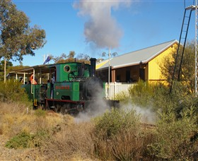 Red Cliffs Historical Steam Railway - Byron Bay Accommodations
