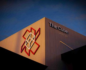 The Cube Wodonga - Byron Bay Accommodations