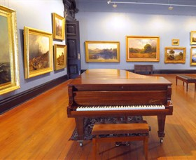 Art Gallery of Ballarat - Byron Bay Accommodations