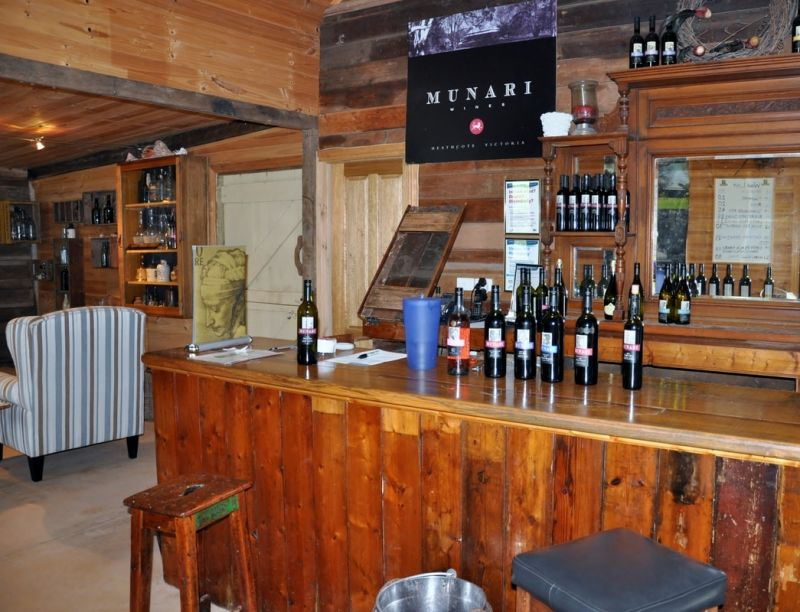 Munari Wines - Byron Bay Accommodations