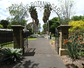 Friends of Geelong Botanic Gardens - Byron Bay Accommodation