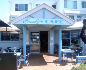 Breakers Cafe and Restaurant - Byron Bay Accommodations