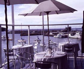 Harbourside Restaurant - Byron Bay Accommodations
