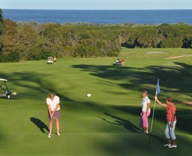 Tura Beach Country Club - Byron Bay Accommodations