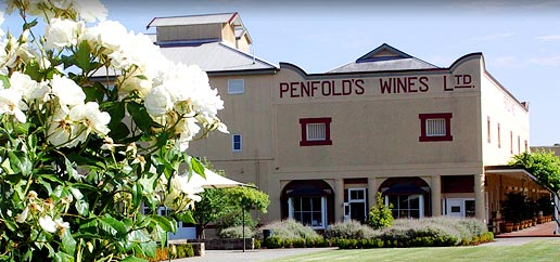 Penfolds Barossa - Byron Bay Accommodations