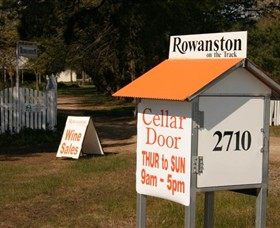 Rowanston on the Track Winery  Bed and Breakfast - Byron Bay Accommodations