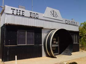 The Big Camera - Photographic Museum - Byron Bay Accommodations