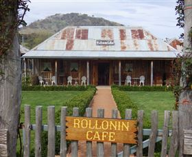 Rollonin Cafe - Byron Bay Accommodations