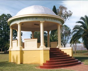 Kingaroy Soldiers Memorial Rotunda - Byron Bay Accommodations