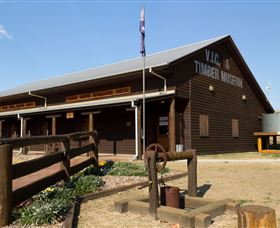 South Burnett Region Timber Industry Museum - Byron Bay Accommodations