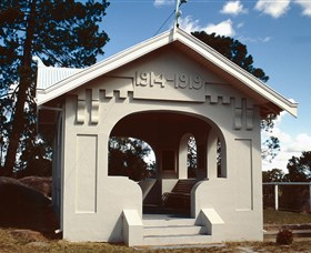 Stanthorpe Soldiers Memorial - Byron Bay Accommodations