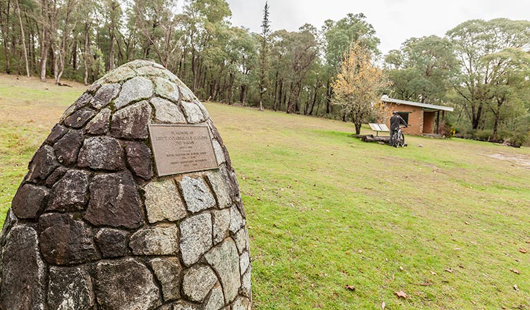 Major Clews Hut walking track - Byron Bay Accommodations