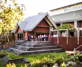 Hollydene Estate Wines and Vines Restaurant - Byron Bay Accommodations
