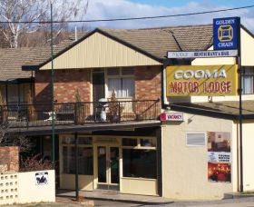 Cooma Motor Lodge Coach Tours - Byron Bay Accommodations