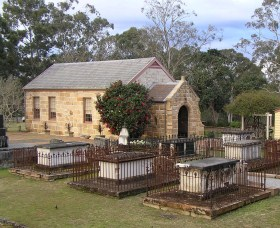 Ebenezer Church - Byron Bay Accommodations