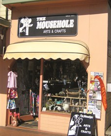 The Mousehole - Byron Bay Accommodations